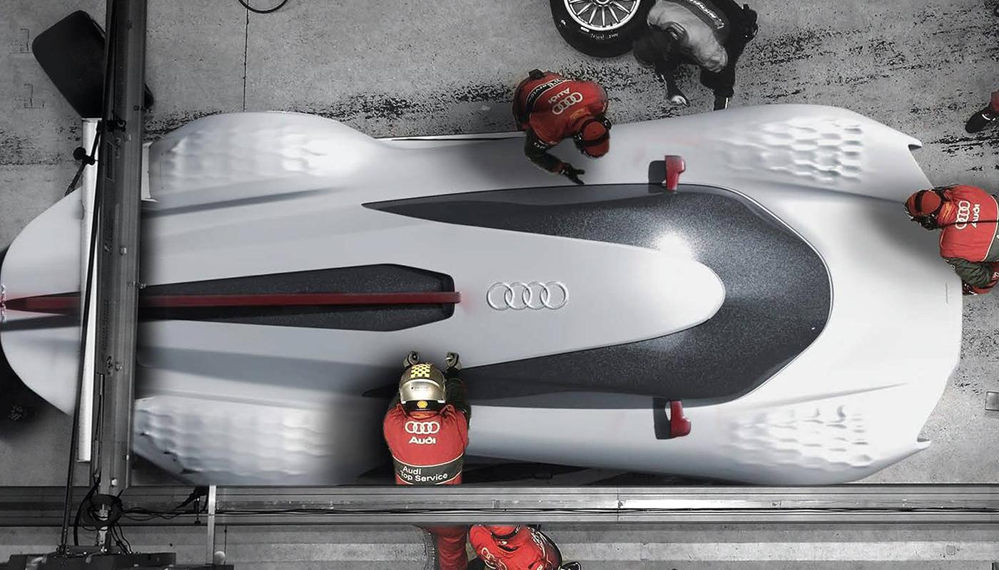 Audi ARMOR 01 – Marek Pawłowicz