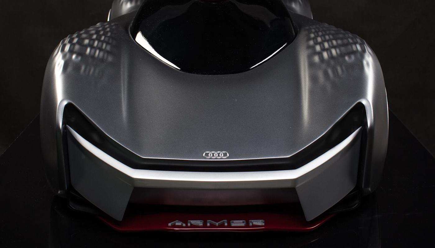 Audi ARMOR 04 – Marek Pawłowicz