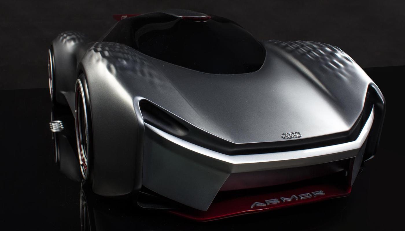 Audi ARMOR 06 – Marek Pawłowicz