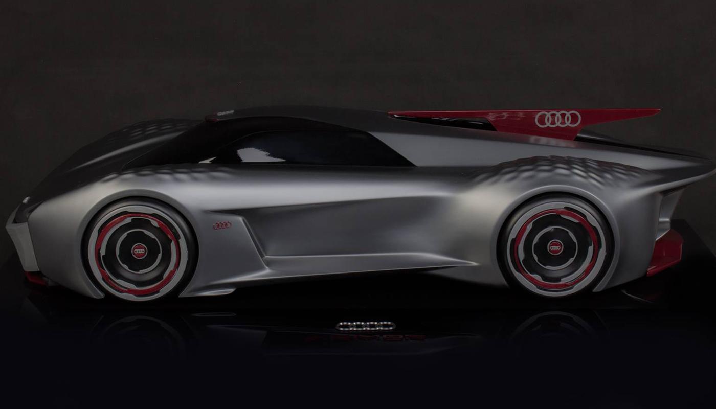Audi ARMOR 08 – Marek Pawłowicz