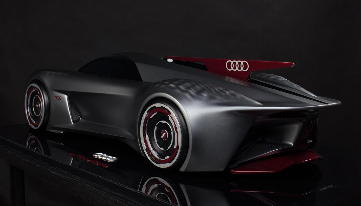 Audi ARMOR 09 – Marek Pawłowicz