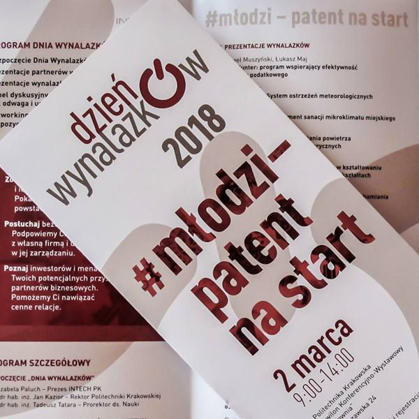 Dzień wynalazków - Młodzi, patent na start