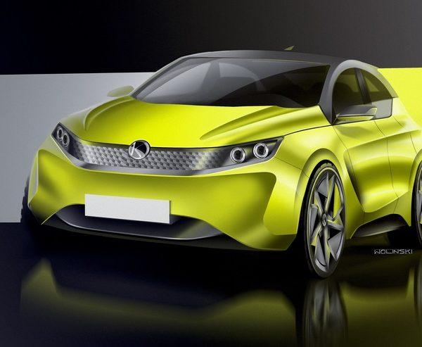 Polskie auto elektryczne